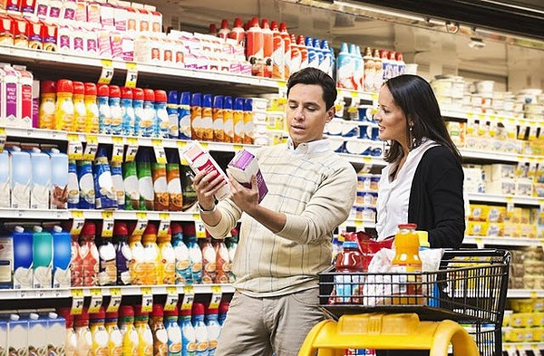 TIPS FOR HEALTHY GROCERY SHOPPING ON A BUDGET